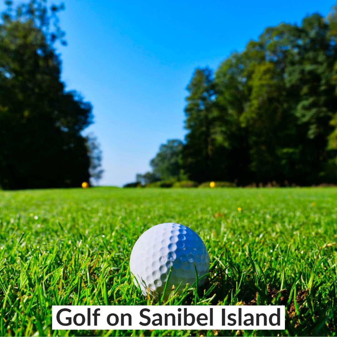 Golf on Sanibel Island